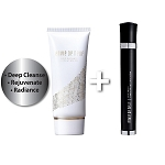 Gold Exfoliating Gel +  Eye Wand Set RP$196