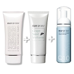 Trio Exfoliating Cleansing set B RP$243