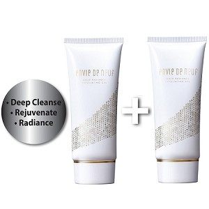 Dual Gold Exfoliating Gel Set RP$196