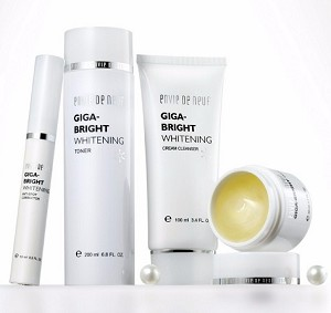 GIGA Bright Whitening set RP$338
